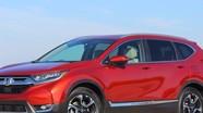 Honda CR-V 2017 bản 'full option' có giá 42.851 USD