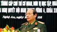 Đảng ủy Quân khu 4 quán triệt Nghị quyết Trung ương 4 (khóa XII)