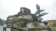 Pháo phòng không Việt Nam được trang bị máy dẫn đường