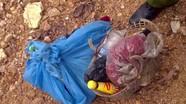 Tìm tung tích người phụ nữ nằm chết ở sân bóng xã
