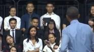 Nữ rapper Việt Nam có mặt trong video tạm biệt Obama của Nhà Trắng