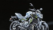 Bộ đôi naked bike Kawasaki 2017 sắp ra mắt thị trường Việt