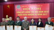 Hội Cựu Thanh niên xung phong Nghệ An nhận Cờ thi đua xuất sắc