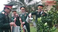 Bộ Tư lệnh Quân khu 4 phát động Tết trồng cây 2017