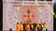 Báo Nghệ An đạt giải B giải Báo chí toàn quốc Búa liềm vàng lần thứ nhất