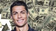 Ronaldo chiếm ngôi VĐV thể thao có thu nhập cao nhất thế giới