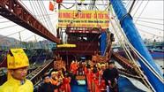 Tưng bừng lễ cầu ngư ở Quỳnh Lưu