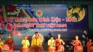 Tưng bừng Hội báo Xuân và Ngày thơ Việt Nam ở Quỳnh Lưu