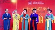 Câu lạc bộ Dân ca ví giặm Nghệ Tĩnh đạt giải ba Ngày thơ Việt Nam