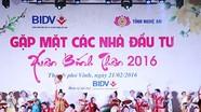 BIDV tài trợ 1 tỷ đồng cho Hội nghị gặp mặt các nhà đầu tư ở Nghệ An