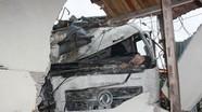 Tìm tung tích nữ nạn nhân đi nhặt rác bị xe tải tông chết