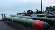 Uy lực đáng sợ của ngư lôi tàu ngầm Kilo Việt Nam