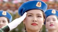 Nét cuốn hút khó cưỡng của những nữ quân nhân