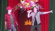 Thanh, thiếu niên Yên Thành diễn tiểu phẩm giáo dục kỹ năng sống