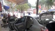 Dịch vụ rửa xe vỉa hè gây nhức nhối tại TP Vinh
