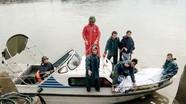 Đứt dây tời lưới, 2 ngư dân thương vong