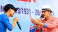 Danh hài Xuân Bắc cùng làm 'nóng' Ngày hội 'Tôi yêu tổ quốc tôi' tại Quỳnh Lưu