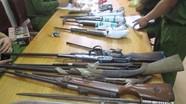 Ngăn ngừa tội phạm ma túy sử dụng vũ khí nóng