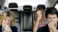 Cách khử mùi của ô tô mới