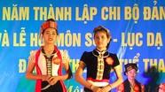 Hội thi người đẹp lễ hội Môn Sơn - Lục Dạ