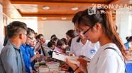 Nhiều hoạt động kỷ niệm Ngày sách Việt Nam tại Nghệ An