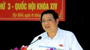 Trưởng Ban Nội chính Trung ương:'Đừng nghĩ giáo dục chỉ là cho con chữ'