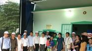 Đại diện 18 tờ báo Đảng trao nhà tình nghĩa cho hộ nghèo ở Khánh Hòa