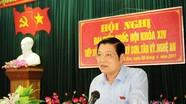 Trưởng ban Nội chính Trung ương: 'Chọn vụ việc trọng điểm về tham nhũng để xử lý trước'