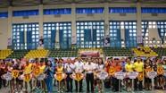 Khai mạc giải cầu lông các câu lạc bộ tỉnh Nghệ An mở rộng