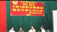 Cựu chiến binh Quỳnh Lưu tọa đàm kỷ niệm ngày giải phóng miền Nam