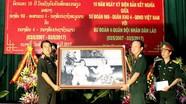 Tập huấn cho 212 cán bộ, chiến sĩ Sư đoàn 4 nước bạn Lào