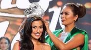 Người mẫu 9x đăng quang Hoa hậu Hoàn vũ Philippines 2017