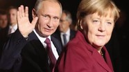 Angela Merkel tới Nga: Chuyến đi 'phá băng'