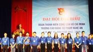 19 đoàn viên trúng cử BCH Đoàn Trường CĐSP Nghệ An khóa XV