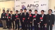 Học sinh Nghệ An đạt Huy chương Bạc kỳ thi Olympic Vật lý châu Á