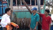 Tập huấn về bảo vệ chủ quyền biển đảo cho ngư dân