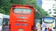 Nửa năm, thanh tra giao thông chỉ phạt được 25 xe trái tuyến vào TP Vinh