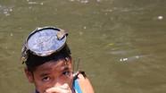 Săn cá trên dòng Nậm Xan