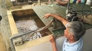 Dự án trì trệ, người dân TP Vinh 'khát' nước sạch