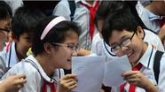 Học sinh Trường Phan Bội Châu nhận xét về đề thi lớp 5 ở thành Phố Vinh