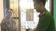 Công an Thái Hòa trao trả tài sản trị giá 150 triệu cho người bị hại