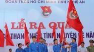 Tuổi trẻ Nghệ An ra quân chiến dịch Thanh niên tình nguyện hè 2017
