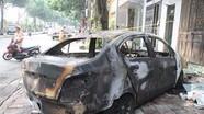 Ghen tuông, đốt xe ô tô của người tình