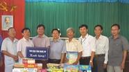 Thư viện tỉnh Nghệ An tặng sách ở Thanh Chương