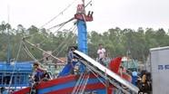 Tỉnh Nghệ An phát triển 2.400 tàu thuyền đánh bắt xa bờ