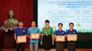 Trao bằng tốt nghiệp cho 269 sinh viên Viện Sư phạm tự nhiên Đại học Vinh