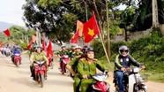 Đoàn viên thanh niên huyện vùng biên vào cuộc phòng chống ma túy
