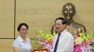 Đoàn công tác Khu tự trị dân tộc Choang thăm và làm việc tại Nghệ An