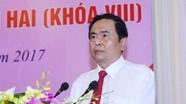 Ông Trần Thanh Mẫn thay ông Nguyễn Thiện Nhân làm Chủ tịch Mặt trận Tổ quốc