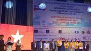 VĐV Nghệ An vô địch Giải cờ vua trẻ Đông Nam Á